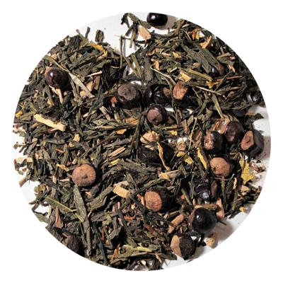 Picture of Πράσινο Τσάι Sex Bomb Guarana 100 γρ