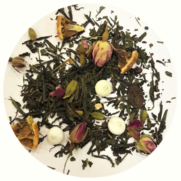 Picture of Πράσινο Τσάι Οι Τρείς Μάγοι 100 γρ