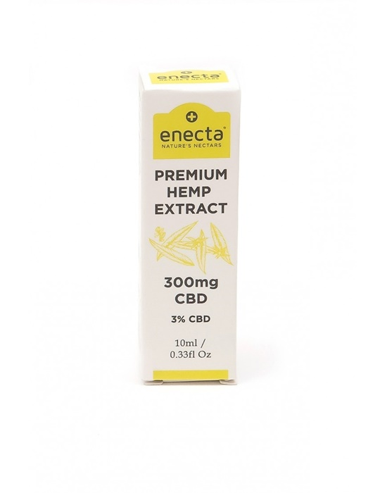 Picture of Enecta 3% CBD Έλαιο Κάνναβης (300mg)