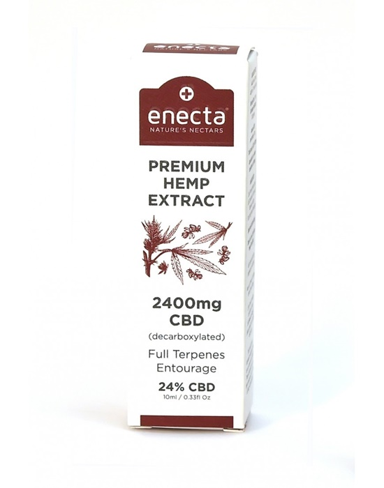 Picture of Enecta 24% CBD Έλαιο Κάνναβης (2400mg)