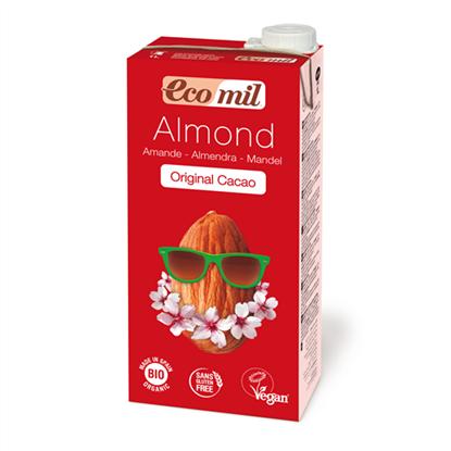 Picture of Ecomil Γάλα Αμυγδάλου με κακάο 1L