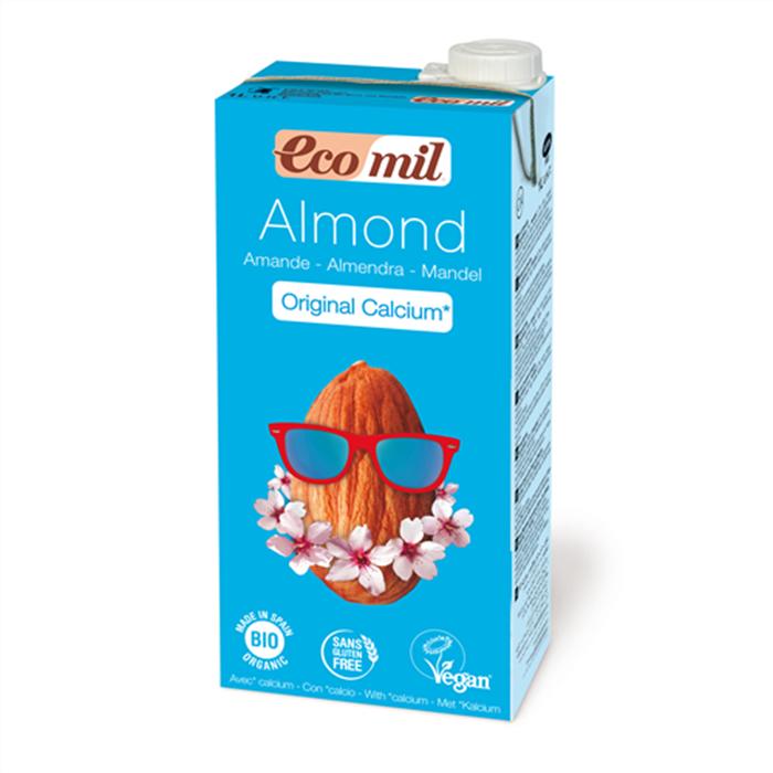 Picture of Ecomil Γάλα Αμυγδάλου με ασβέστιο και αγαύη 1L