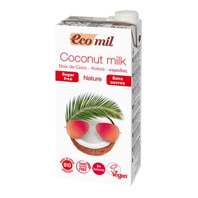 Picture of Ecomil Γάλα Καρύδας χωρίς ζάχαρη 1L