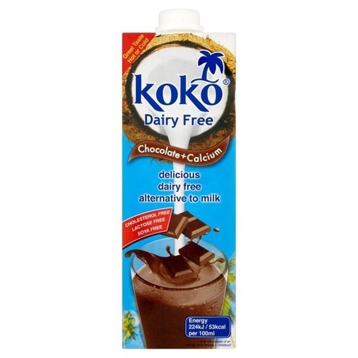 Picture of Koko Γάλα Καρύδας με ασβέστιο και σοκολάτα 1L