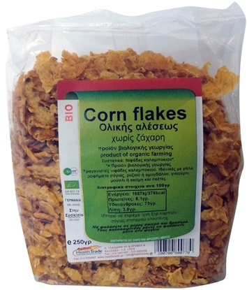 Picture of Corn Flakes Ολικής Χωρίς Ζάχαρη 250γρ