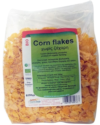 Picture of Corn Flakes Χωρίς Ζάχαρη 250γρ