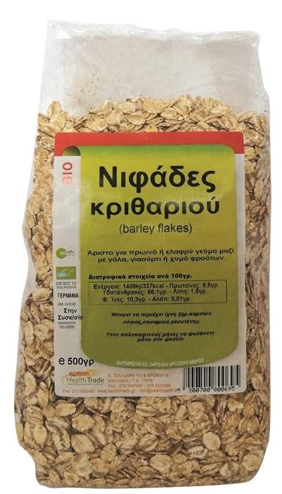 Picture of Νιφάδες Κριθαριού 500γρ