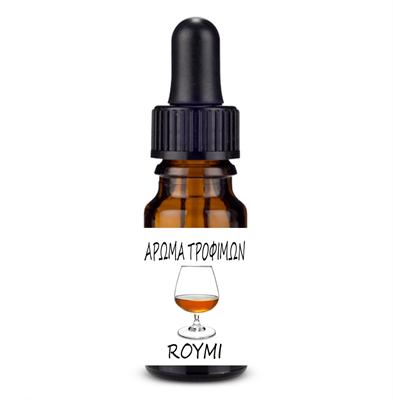 Picture of Άρωμα τροφίμων Ρούμι 10ml