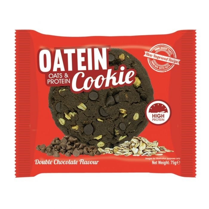 Picture of Cookie Πρωτείνης Double Chocolate Chip 75γρ